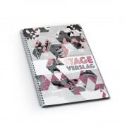 Studentendrukwerk Verslag A4 spiraal staand printen en inbinden