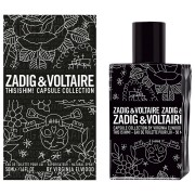 Zadig & voltaire this is him tattoo 50 ml eau de toilette edt profumo uomo