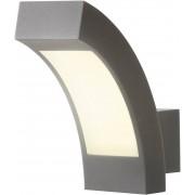 Lampa led de perete pentru exterior, 48 leduri, 4,5 W, alb-rece, IP 44, Esotec