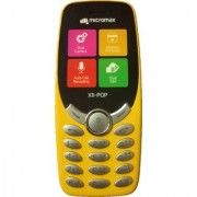 Micromax X1i- POP New Colour offer in Yellow
