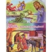 Mom spune-mi o poveste - Volum de povesti bilingv roman-englez