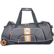 Hobie 25 inch/63 cm Hobie Trolley Duffels - H106266101 | Grey + Orange | XX-Large Travel Duffel Bag(Grey)