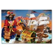 Melissa & Doug Pirates Bounty Floor Jigsaw Puzzle (100 Pieces)