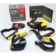 Multi Trainer TRX de la Insportline - cu manual si DVD pentru exercitii si programe de antrenament