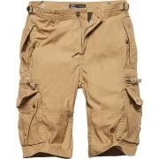Vintage Industries Gandor Pantalones cortos Beige 2XL