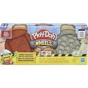Set Plastilina Play-Doh materiale de constructii