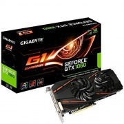 Gigabyte GV-N1060G1 GAMING 6GD grafische kaart 6GB GDDR5, 2000MHz zwart