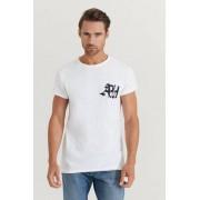 Adrian Hammond T-Shirt Hammond Tee Vit