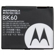 Li Ion Polymer Replacement Battery BK60 for Motorola Mobile Phones