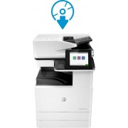 HP Printer clj managed mfp e87640dn (x3a87a) Refurbished all in one