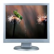 Philips 190S5, 19 inch LCD, 1280 x 1024, negru - argintiu
