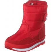 Rubber Duck Rd Nylon Suede Solid Kids Red, Skor, Kängor & Boots, Varmfodrade kängor, Röd, Barn, 25