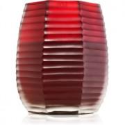 Onno Lotus Flower Red vela perfumado 16 x 20 cm red