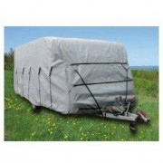 Eurotrail Wohnwagen-Schutzhülle Eurotrail Caravan Cover, 550-600 cm