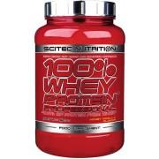 Scitec Nutrition 100% Whey Protein Professional Miele & Vaniglia - 920 g