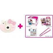 Fujifilm instax mini - Incl. Hello Kitty set + film - Roze