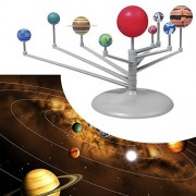 EUNOMIA Solar System Nine Planets Planetarium Model Glow in The Dark Kids Science Toy