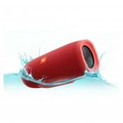 Bocina Bluetooth Portátil A Prueba De Agua Jbl Charge 3 - Rojo