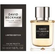 David Beckham Follow Your Instinct - Eau de toilette 50 ml
