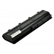 Compaq Batterie ordinateur portable 593557-800 pour (entre autres) Compaq Presario CQ62-220SA - 4400mAh - Pièce d'origine Compaq