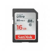Memorijska kartica SDHC Sandisk Ultra SDSDUNC-016G-GN6IN SDSDUNC-016G-GN6IN