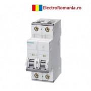 5SY6525-7 Siguranta monofazata Siemens 25 A 1P+N
