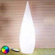 LED decorative outdoor light Mino, 150 cm