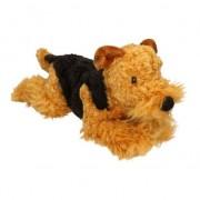 Geen Pluche Fox terrier knuffel 40 cm