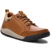 Обувки CLARKS - Ashcombe Bay Gtx GORE-TEX 261378527 Tan Leather