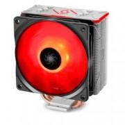 Охлаждане за процесор DeepCool GAMMAXX GT- RGB Aura Sync, съвместимост с Intel 2066 / 2011-v3 / 2011 / 1366 / 1156 / 1155 / 1151 / 1150, AMD AM4 / AM3+ / AM3 / AM2+ / AM2 / FM2+ / FM2 / FM1