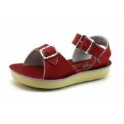 Salt Water Sandals Surfer Rood SAL09