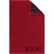 JOOP! Toallas Classic Doubleface Toalla de invitados rubí 30 x 50 cm 1 Stk.