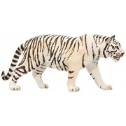 Schleich Tiger. White, Multi Color