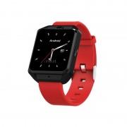 Smartwatch IWatch M5, 4G , Android 6.0, 1.54 inch, MTK6737M, Waterproof, GPS, 1GB RAM, 8GB ROM, Monitorizare Ritm Cardiac
