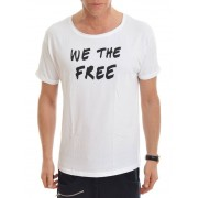 Pro-Ject We The Free Tee White L