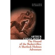 The Hound of the Baskervilles: A Sherlock Holmes Adventure (Collins Classics), Paperback/Sir Arthur Conan Doyle