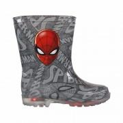 Spiderman Grijze Spiderman regenlaarzen voor jongens