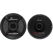 Lanzar OPTI1028 Opti-Drive Pro Series 10-Inch 2000 Watt Coaxial Full Range 8 Ohm Subwoofer Speaker