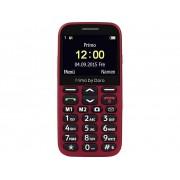 Doro Senior-mobiltelefon Primo by DORO 366 Röd