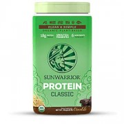 SunWarrior - Classic Chocolate Proteine Poeder - 750 gram