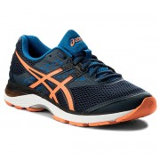 Обувки ASICS - Gel-Pulse 9 T7D3N Dark Blue/Shocking Orange/Victoria Blue