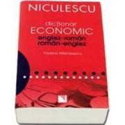 Dictionar economic englez-roman roman-englez - Violeta Nastasescu