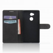 B2Ctelecom Sony Xperia XA2 Ultra Book Style Case Green Wood