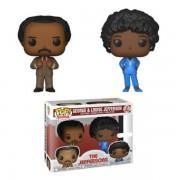 Pop! Vinyl Figuras Funko Pop! - George y Louise EXC 2-pack - Los Jeffersons