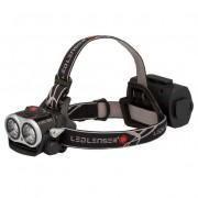 Lanterna Cap Led Lenser XEO 19R Neagra, 2000lm + acumulator
