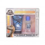 Universal Jurassic World zestaw Edt 50 ml + Żel pod prysznic 150 ml dla dzieci
