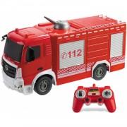 Mondo Camion dei Pompieri Radiocomandato Mondo Mercedes Antos Fire Truck 1:26