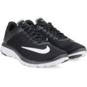Nike FS LITE RUN Running Shoes For Men(Black, Grey)