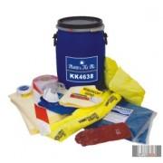 KK4638 Hordós kárelhárító készlet vegyi anyagokhoz
