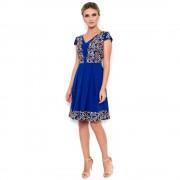 Rochie eleganta Viada - albastru